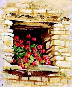 Palangės gėlės