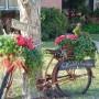 Unikalios sodo dekoravimo idėjos