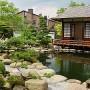 Japoniško stiliaus sodas