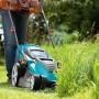 Kaip pjauti ir laistyti sodo veją
